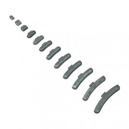 Stahlgewichter von TIPTOPOL  5G-50G LINCOS