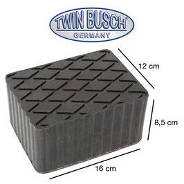 Gummiklotz | Aufnahmegummi TWS3-GK80