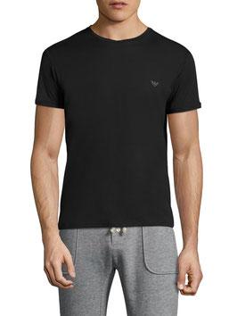 EMPORIO ARMANI T-Shirt Maglietta Uomo a Manica Corta Scollo Rotondo PIMA COTTON in Elegante Scatola