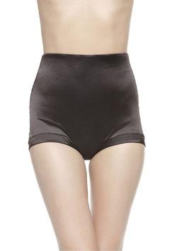 LA PERLA Luxury Lingerie Panty Slip a Vita Alta Neri o Bianco Panna in Seta con Cerniera Zip sul Retro |0018910|