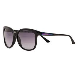 GUESS Occhiali da Sole Donna Mod. GU7346  con Custodia in 3 Colori: NERO MARRONE PESCA