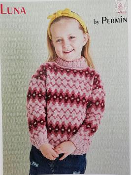Mönstrad sweater