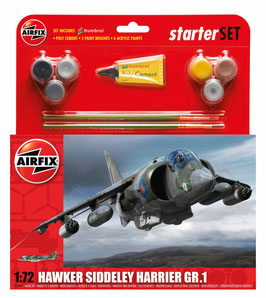 Starter Set Hawker Siddeley Harrier Gr. 1