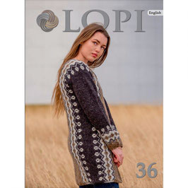 Istex bok Lopi 36
