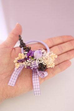 Haargummi - Violett 2