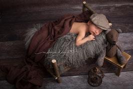 Bettchen aus Holz