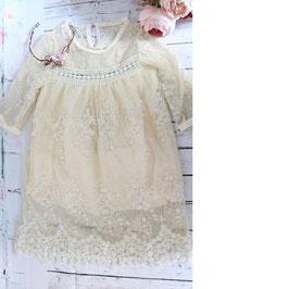 Kinder Vintage Kleid