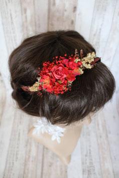 Haarreif - Herbstblume