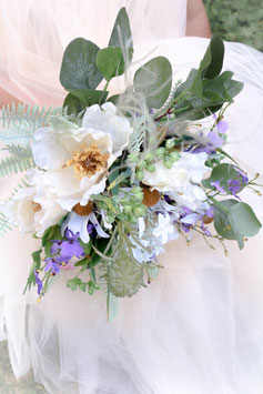 Brautstrauß und Bräutigam Anstecker Gratis - IVONA