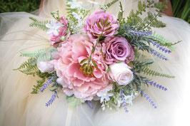 Brautstrauß und Bräutigam Anstecker Gratis - SIMONA