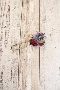 Broschennadeln - Lavendel