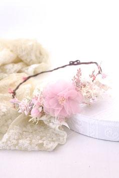 Haarkranz - FEE (rosa)