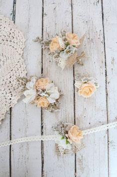 Set für die Braut - Ländlich