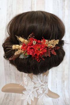 Haarclip - Herbst