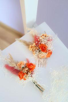 Set für die Braut - Orange