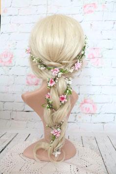 Haarranke - Rosa