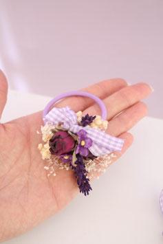 Haargummi - Violett 1
