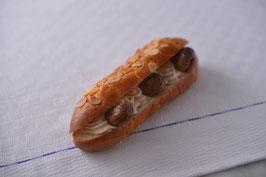 マロンホイップパン