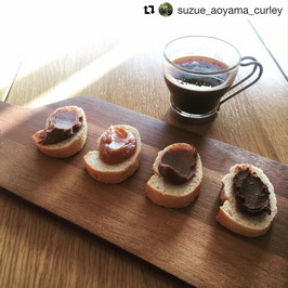 NEW) Suzue Aoyama Curley チョコレートスプレット