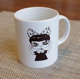 道綱たけし / Look!(マグカップ)