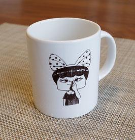 道綱たけし / Personality(マグカップ)