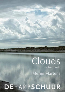 Clouds for harp solo - Merijn Martens
