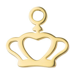 Charm Crown gold