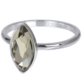 Ring Royal Diamond Crystal silber