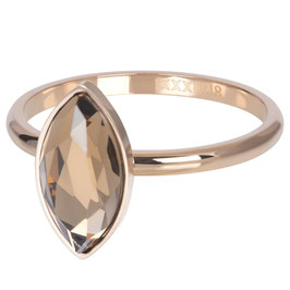 Ring Royal Diamond Champagne rosegold