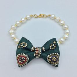 Schleifenarmband Ornamente
