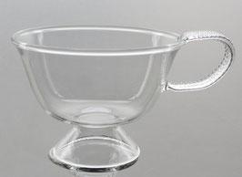KTC-2 高台ティーカップ 透明