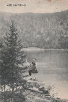 dada Schwarzwald, Selfie am Feldsee