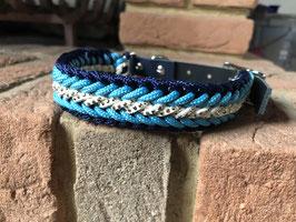 Hundehalsband *Wasserfarben*