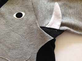 ELEFANT Pullover schwarz