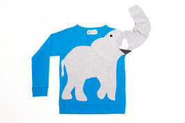 ELEFANT Pullover blau