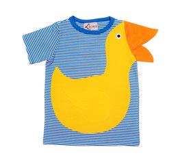 ENTE T-Shirt blau