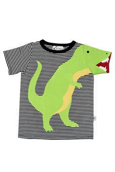 DINO T-Shirt grün