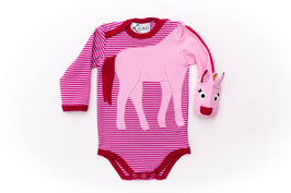 Body EINHORN pink