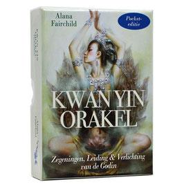 Kwan Yin orakel kaartendeck