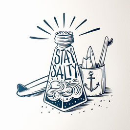 """""""STAY SALTY"""""""