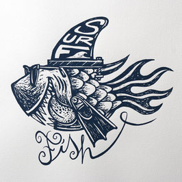 """""""SURF FISH"""""""