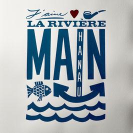 """""""J'AIME LA RIVIÈRE MAIN"""""""