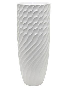 """Luxe Lite Glossy """"Breaker White"""" D.39cm x H.100cm"""