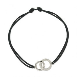 "Bracelet argent massif ""Beiny"" Eliot"