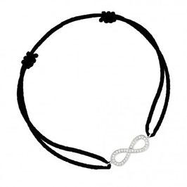 """Bracelet argent massif """"Geraldyna"""" Eliot"""