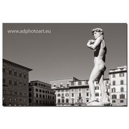 David - Piazza della Signoria