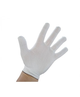 Handschuhe aus Nylonstretch