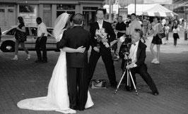 Ingo Porschien - Hochzeitspaar, New York