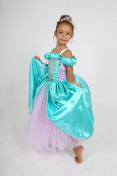 Robe de princesse La petite Sirène