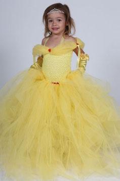 Robe princesse Belle et la Bête en Tulle